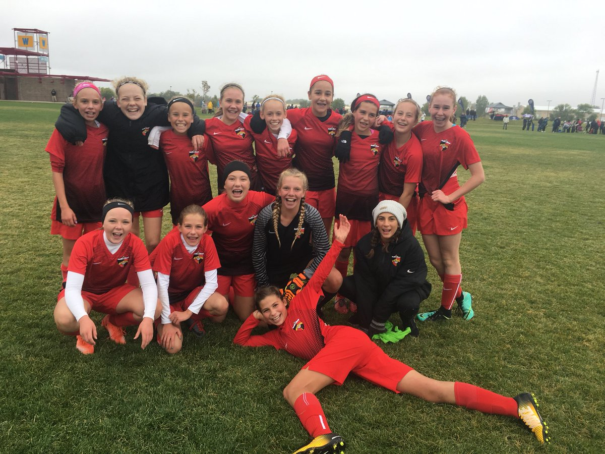 Colorado State Cup Champs- Fall 2017
