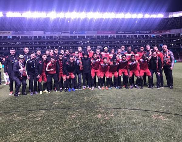 Preseason Travel Trip for T (Phoenix Rising FC)