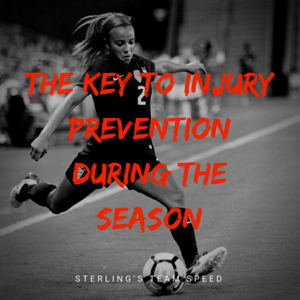 The Key to Injury Prevention During the Season