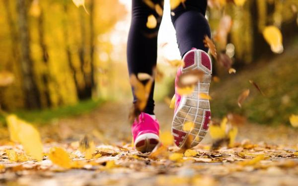 Don't 'Fall' Back on Your Fitness Routine